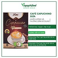 Cà phê Vinanutrifood, cafe vị trái cây, coffee thơm ngon ít đường giúp khơi dậy tinh thần tỉnh táo sảng khoái