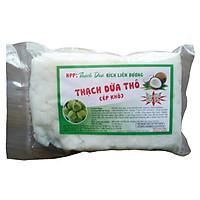 Combo 5Kg Thạch Dừa Ép Khô (Thạch Dừa Ép Thô) Dạng Thạch Miếng