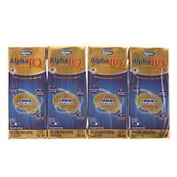 Lốc 4 Hộp Sữa Bột Pha Sẵn Vinamilk Dielac Alpha Gold IQ 180ml