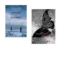 Combo 2 cuốn sách: Thợ xăm ở Auschwitz + Tiếng cười trong bóng tối