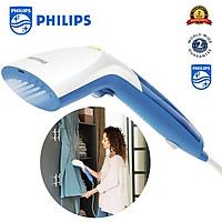 Bàn ủi hơi nước cầm tay Philips GC300/28 công suất 1000W, ngăn chứa nước có thể tháo rời - Hàng Chính Hãng
