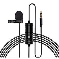 Mic thu âm cho điện thoại máy ảnh YC-VM20  hàng chính hãng