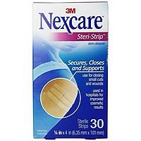 Băng thay chỉ khâu da Nexcare H1546 ( Hộp  30 miếng 6.35mmx101mm)