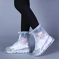 Ủng, Túi PVC Bọc Giày Đi Mưa PVC Có Đế Chống Trơn | Chống Nước, Chổng Bẩn Tuyệt Đối