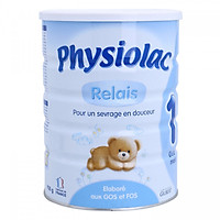3 HộpSữa Dinh Dưỡng Công Thức Physiolac Relais 1 (900g)