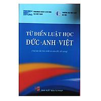 Từ điển luật học Đức - Anh - Việt