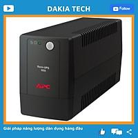 Bộ Lưu Điện UPS APC BX650LI-MS 650VA/325W-Hàng Chính Hãng