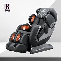 Ghế massage đa chiều - sử dụng công nghệ L-Shaped giúp giảm căng thẳng - cải thiện lưu lượng máu - hỗ trợ trị liệu hiệu quả Boss MCB-600