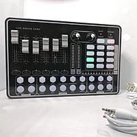 Sound card thu âm Live stream H9 kết nối Bluetooth đẳng cấp