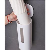 Giá lấy cốc tự động - Hộp đựng cốc giấy,cốc nhựa
