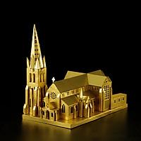 Mô hình thép 3D tự ráp nhà thờ ChristChurch