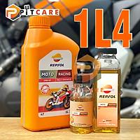 Nhớt xe số và xe tay côn Repsol Racing 10W-40