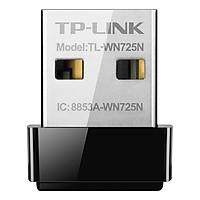 USB thu wifi Wi-Fi TP-Link - TL-WN725N Chuẩn N 150Mbps không anten (đen vàng) - Hàng Nhập Khẩu