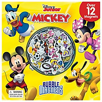 Disney Mickey/Minnie Bubble Magnet Book