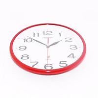 Đồng hồ treo tường P1 (25cm)- đỏ- màu ngẫu nhiên