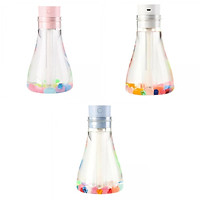 3pcs USB Wishing Bottle Air Humidifier W/ Color Changing Night Light 500ml