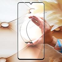 Miếng kính cường lực cho LG V50S Full màn hình - Đen