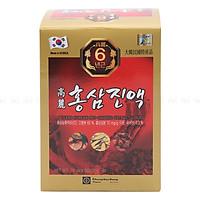 Thực Phẩm Chức Năng Hồng Sâm Nước Hàn Quốc 6 Năm Tuổi Chong Kun Dang HSN10 (700ml / Hộp)