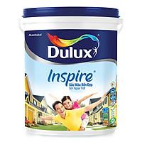 Sơn nội thất Dulux Inspire - Bề mặt mờ Màu 122