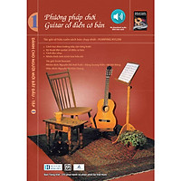 Phương pháp chơi guitar cổ điển cơ bản (Alfred Music Book) - tập 1