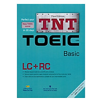 TNT TOEIC - Basic (Third Edition) (Kèm file MP3)