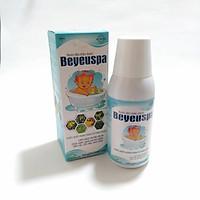 Sữa tắm thảo dược Beyeuspa giảm rôm sẩy, mẩn ngứa cho trẻ