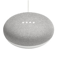 Loa Thông Minh Tích Hợp Trợ Lí Ảo Google Home Mini Xám/Trắng - Hàng Nhập Khẩu