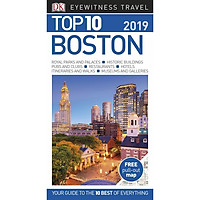 DK Eyewitness Top 10 Boston