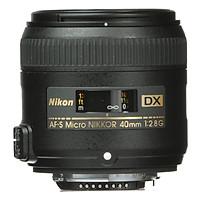 Ống kính Nikon AF-S 40mm f/2.8G - Hàng chính hãng