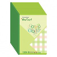 Lốc 10 Tập (vở) Kẻ Ngang Perfect (120 trang) KLONG 884