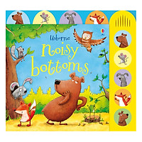 Usborne Noisy Bottoms