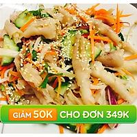 [Chỉ giao HCM] - Chân Gà Rút Xương  - Thai Lan - 500gram