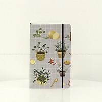 The Journey Notebook - Sổ tay Bullet Journal - Ruột dotgrid - STHM