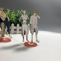 Mô hình nhân vật mica standee 19 days OLD XIAN in hình anime chibi trang trí trưng bày