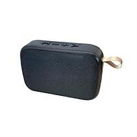 HIFI Wireless Bluetooth Speaker Portable Stereo Column Fabric Subwoofer Speaker