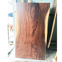 Mặt bàn gỗ me tây nguyên tấm MT51 bền đẹp tự nhiên