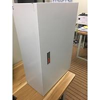 Vỏ tủ 50x40x20 sơn tĩnh điện 2 lớp cánh