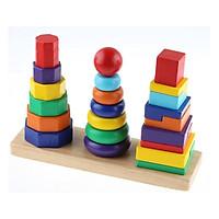 Bộ xếp chồng 3 cột hàng cao cấp SK