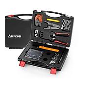 Bộ dụng cụ làm mạng đa năng AMPCOM  AM-588A - Hàng chính hãng