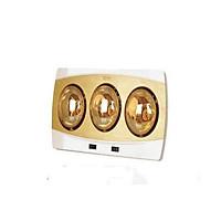 Đèn sưởi 3 bóng treo tường – K3NV - Hàng chính hãng
