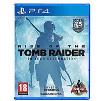 Đĩa Game Ps4: Rise Of Tomb Raider 20 Year Celebration - Hàng nhập khẩu