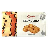 Bánh quy ngàn lớp hình trái tim Grona Gronushky 210g