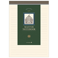 Sổ Master - Morning Glory 80654 - Sọc Vàng
