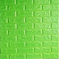 Xốp dán tường 3D giả gạch dày chuẩn 5cm -70x77 -10 tấm