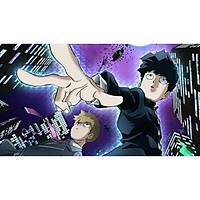 Poster 8 tấm A4 MOB PSYCHO 100 anime tranh treo album ảnh in hình đẹp (MẪU GIAO NGẪU NHIÊN)