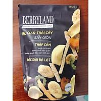 Rau củ quả thập cẩm sấy giòn Berryland bịch 200gr