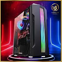 Vỏ Case Máy Tính PC Gaming AAP G05 Vỏ Case LED RGB Thùng Máy Tính Trong Suốt - OHNO VIỆT NAM