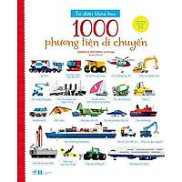 Sách - Từ Điển Khoa Học - 1000 Phương Tiện Di Chuyển (tặng kèm bookmark thiết kế)
