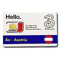 Sim Du lịch Áo - Austria 4G Tốc độ cao