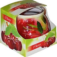Ly nến thơm Admit ADM9349 Cherry 80g (Hương quả anh đào)